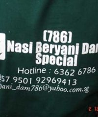 786 Nasi Briyani Dam Special