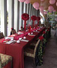 The Red Petals Florist